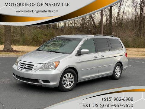 2010 Honda Odyssey for sale at Motorkings Of Nashville in Nashville TN