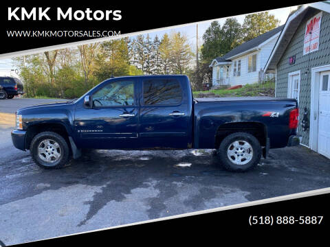 2008 Chevrolet Silverado 1500 for sale at KMK Motors in Latham NY