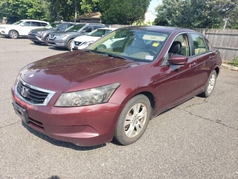 2008 Honda Accord for sale at CRS 1 LLC in Lakewood NJ