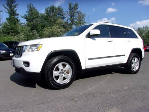 2013 Jeep Grand Cherokee for sale at Mark's Discount Truck & Auto in Londonderry NH
