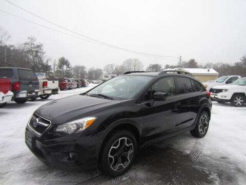2015 Subaru XV Crosstrek for sale at Auto Choice of Middleton in Middleton MA