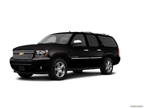 2013 Chevrolet Suburban for sale at West Motor Company in Hyde Park UT