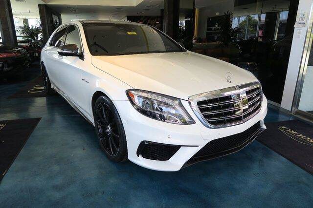 2016 Mercedes-Benz S-Class for sale at OC Autosource in Costa Mesa CA