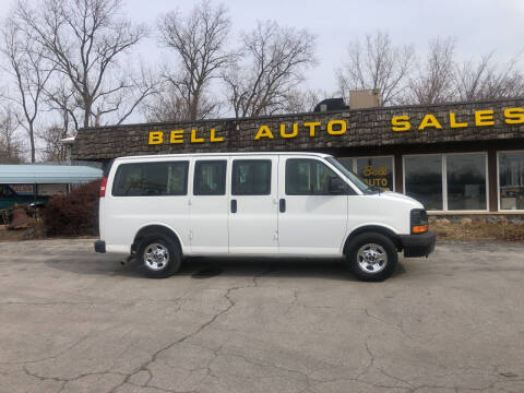 2007 GMC Savana Passenger for sale at BELL AUTO & TRUCK SALES in Fort Wayne IN