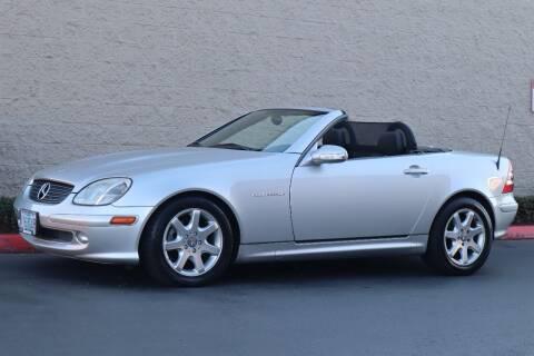 2002 Mercedes-Benz SLK for sale at Overland Automotive in Hillsboro OR