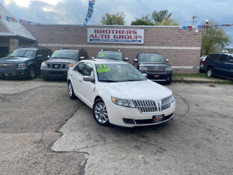 2011 Lincoln MKZ Hybrid for sale at Brothers Auto Group in Youngstown OH