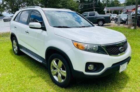 2013 Kia Sorento for sale at Klassic Cars in Lilburn GA