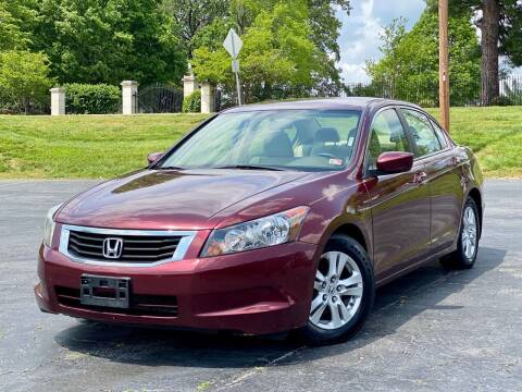 2009 Honda Accord for sale at Sebar Inc. in Greensboro NC