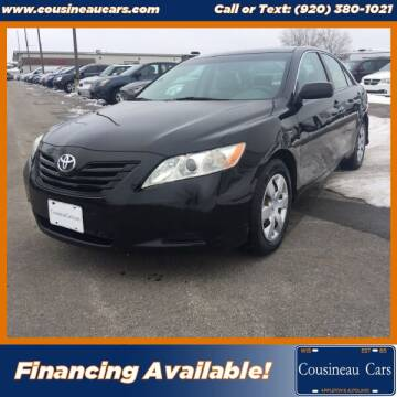 2008 Toyota Camry for sale at CousineauCars.com in Appleton WI