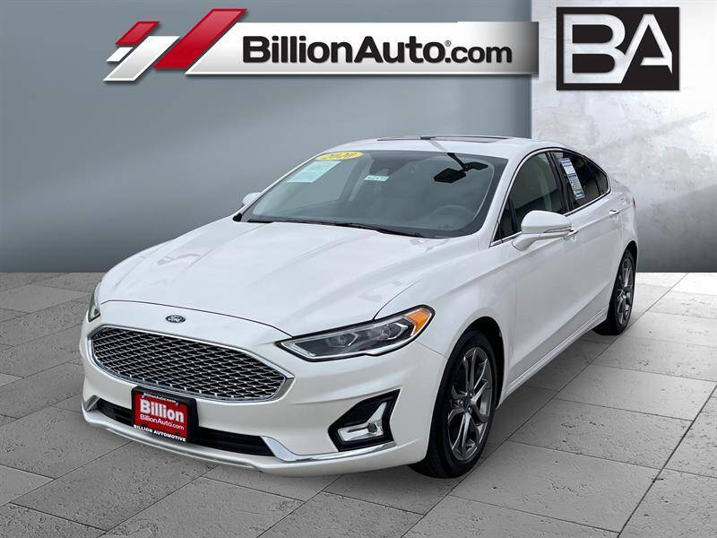 2020 Ford Fusion Hybrid for sale in Iowa City, IA