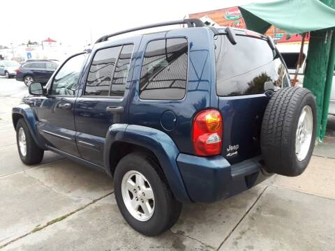 2004 Jeep Liberty for sale at Blackbull Auto Sales in Ozone Park NY