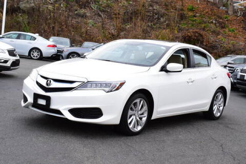 2017 Acura ILX for sale at Automall Collection in Peabody MA