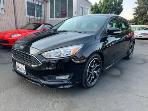 2015 Ford Focus for sale at Ronnie Motors LLC in San Jose CA