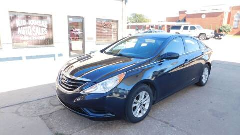 2013 Hyundai Sonata for sale at Mid Kansas Auto Sales in Pratt KS