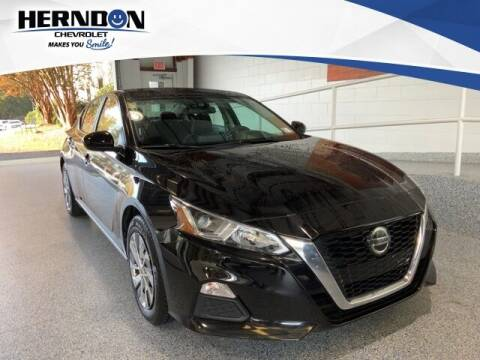 2019 Nissan Altima for sale at Herndon Chevrolet in Lexington SC