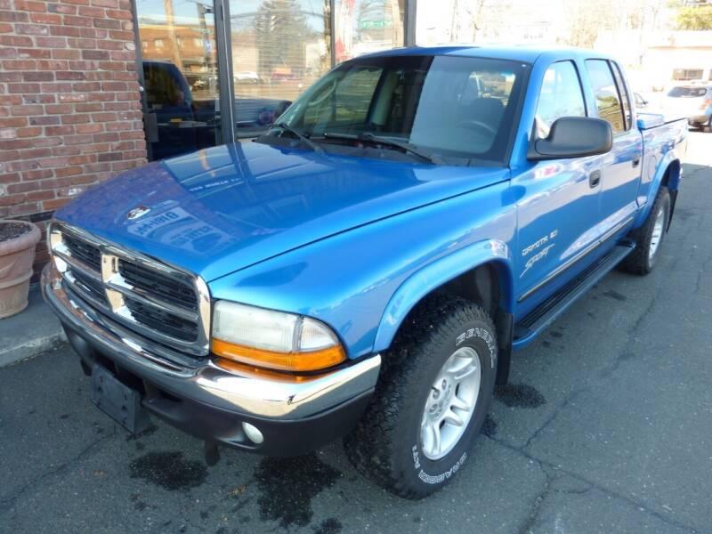 2001 Dodge Dakota for sale at Regner's Auto Sales in Danbury CT