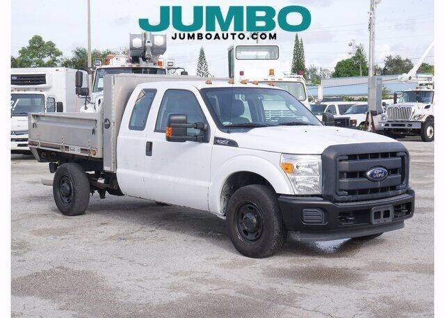 2015 Ford F-350 Super Duty for sale at Jumbo Auto & Truck Plaza in Hollywood FL