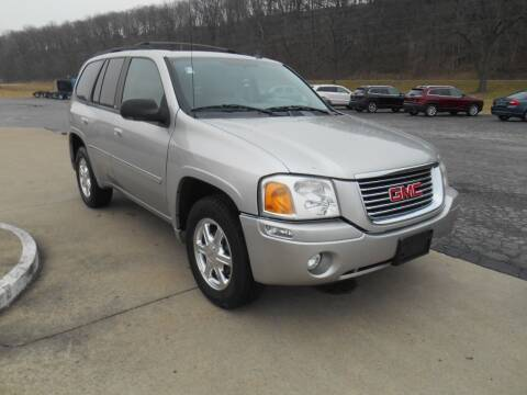 2007 GMC Envoy for sale at Maczuk Automotive Group in Hermann MO