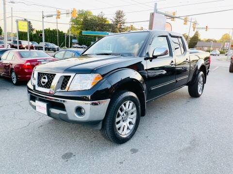 2012 Nissan Frontier for sale at LotOfAutos in Allentown PA