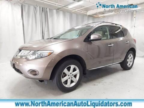 2010 Nissan Murano for sale at North American Auto Liquidators in Essington PA