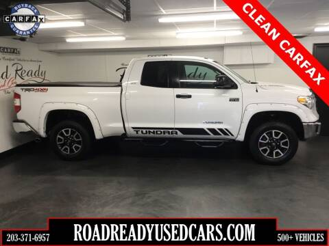 2014 Toyota Tundra for sale at Road Ready Used Cars in Ansonia CT