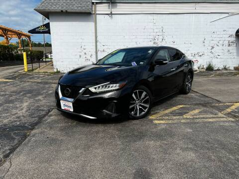 2019 Nissan Maxima for sale at Santa Motors Inc in Rochester NY