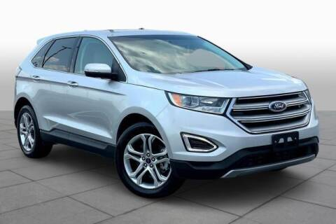 2017 Ford Edge for sale at CU Carfinders in Norcross GA