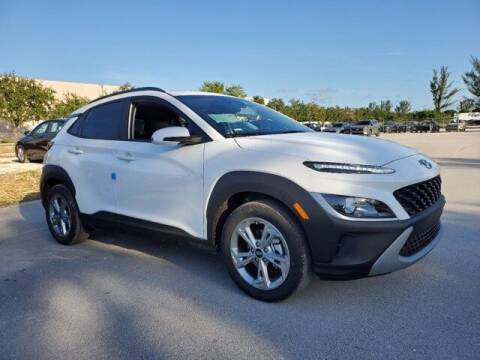 2022 Hyundai Kona for sale at DORAL HYUNDAI in Doral FL