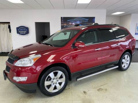 2012 Chevrolet Traverse for sale at Used Car Outlet in Bloomington IL