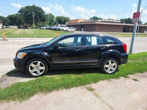 2007 Dodge Caliber for sale at D & D Auto Sales in Topeka KS