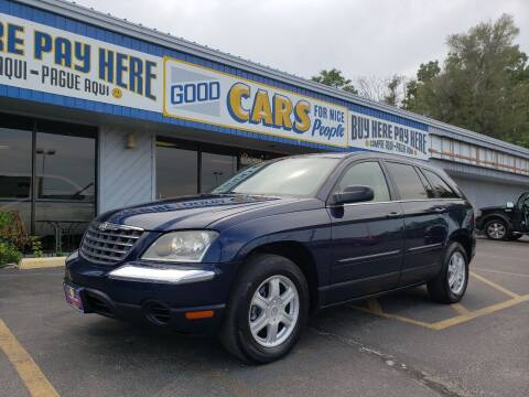 2005 Chrysler Pacifica for sale at Good Cars 4 Nice People in Omaha NE