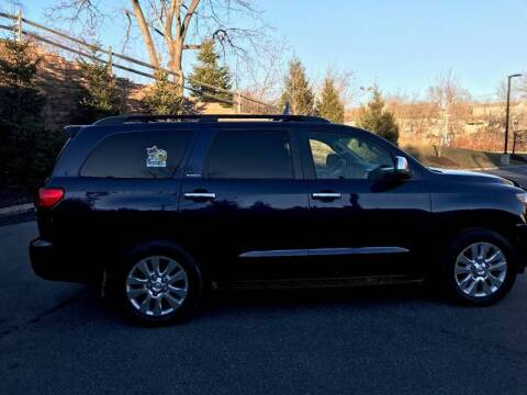 2010 Toyota Sequoia for sale at Lehigh Valley Autoplex, Inc. in Bethlehem PA