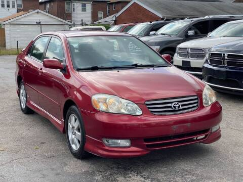 2004 Toyota Corolla for sale at IMPORT Motors in Saint Louis MO