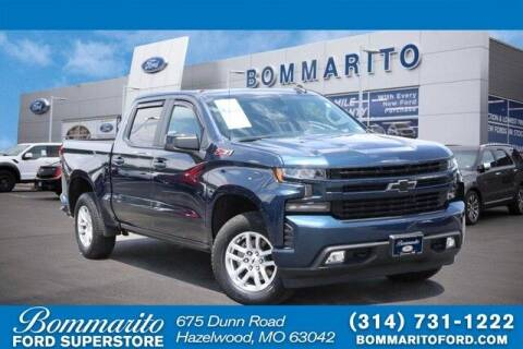 2019 Chevrolet Silverado 1500 for sale at NICK FARACE AT BOMMARITO FORD in Hazelwood MO