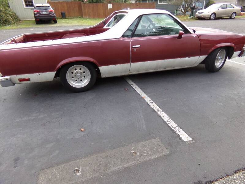 1978 Chevrolet El Camino for sale at Signature Auto Sales in Bremerton WA