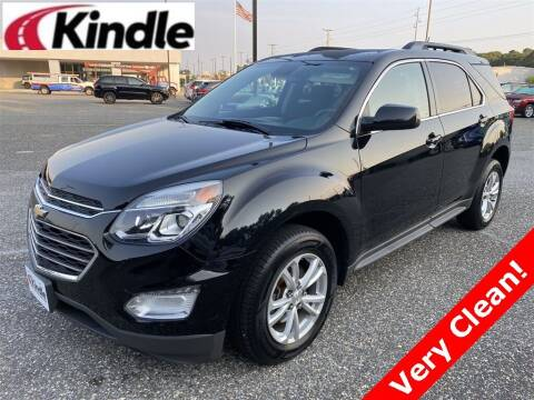 2016 Chevrolet Equinox for sale at Kindle Auto Plaza in Cape May Court House NJ