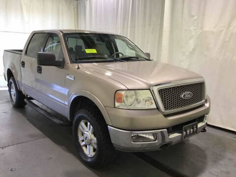 2004 Ford F-150 for sale at Irving Auto Sales in Whitman MA