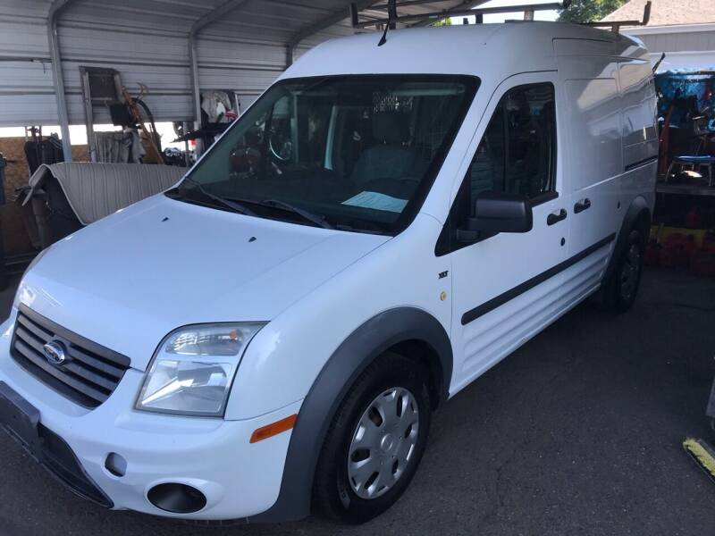 2012 Ford Transit Connect XLT 4dr Cargo Mini-Van w/Rear Glass - Portland OR