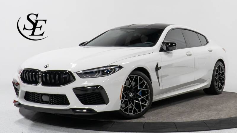 2021 BMW M8 for sale in Pompano Beach, FL
