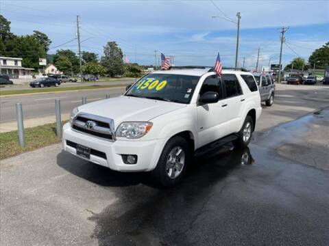 2007 Toyota 4Runner for sale at Kelly & Kelly Auto Sales in Fayetteville NC