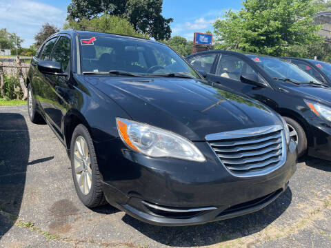2011 Chrysler 200 for sale at Quality Auto Today in Kalamazoo MI
