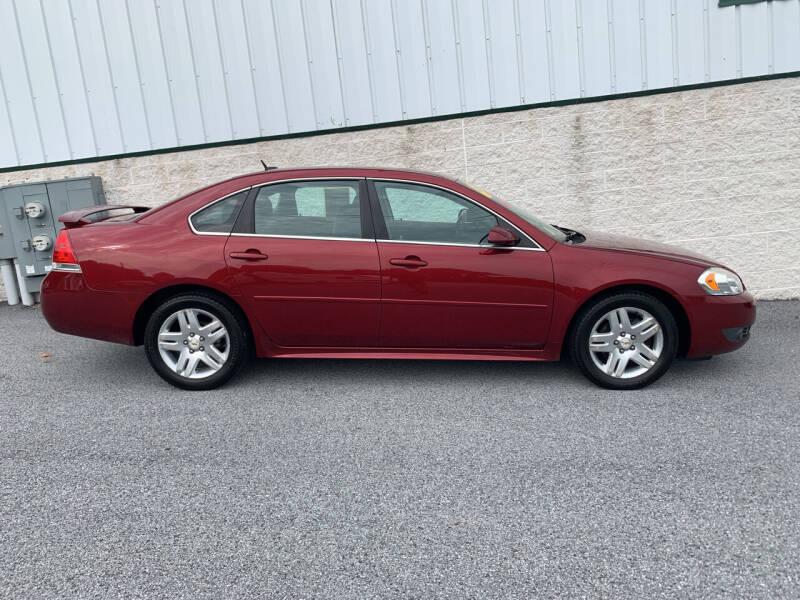2011 Chevrolet Impala for sale at Waltz Sales LLC in Gap PA