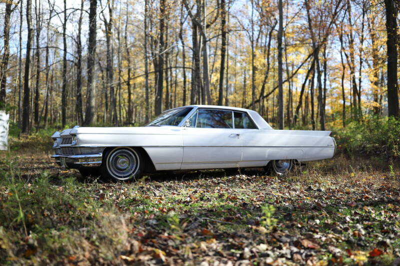 1964 Cadillac DeVille for sale at Forza in Gaylordsville CT