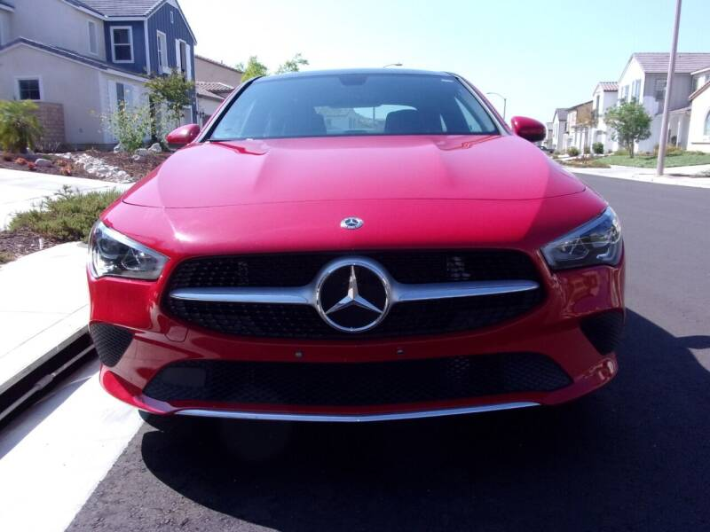 2020 Mercedes-Benz CLA for sale at Autobahn Auto Sales in Los Angeles CA