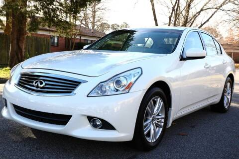 2011 Infiniti G37 Sedan for sale at Prime Auto Sales LLC in Virginia Beach VA