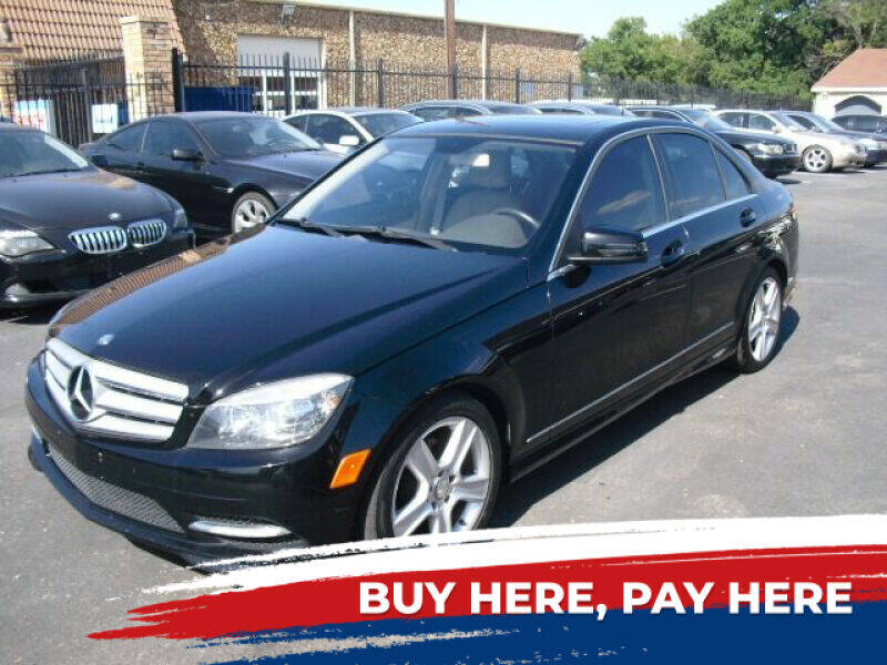 2011 Mercedes-Benz C-Class for sale at German Exclusive Inc in Dallas TX