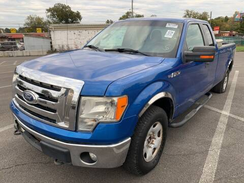 2011 Ford F-150 for sale at Diana Rico LLC in Dalton GA