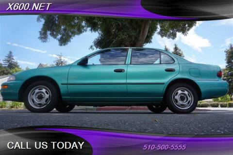 1993 GEO Prizm for sale at The Dealer in Fremont CA