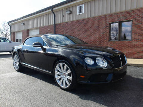 2013 Bentley Continental for sale at TAPP MOTORS INC in Owensboro KY