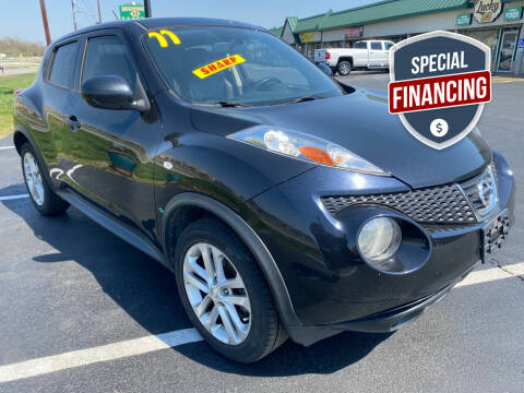 2011 Nissan JUKE for sale at Auto World in Carbondale IL